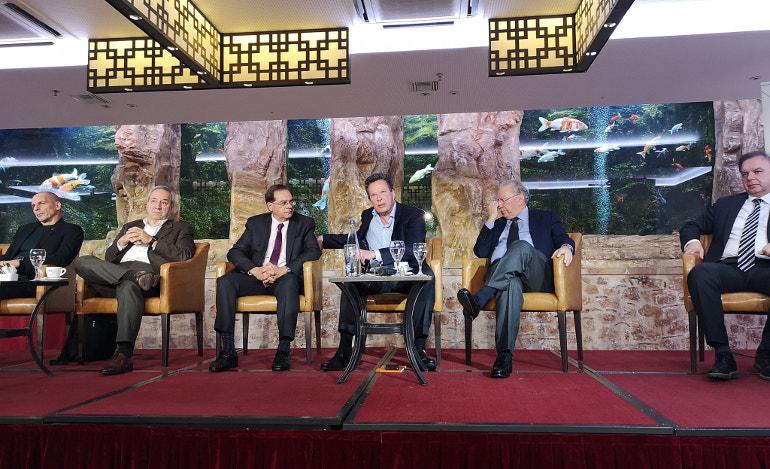 Ομιλία του Γ. Κύρτσου στο Οικονομικό Forum Σπάρτης